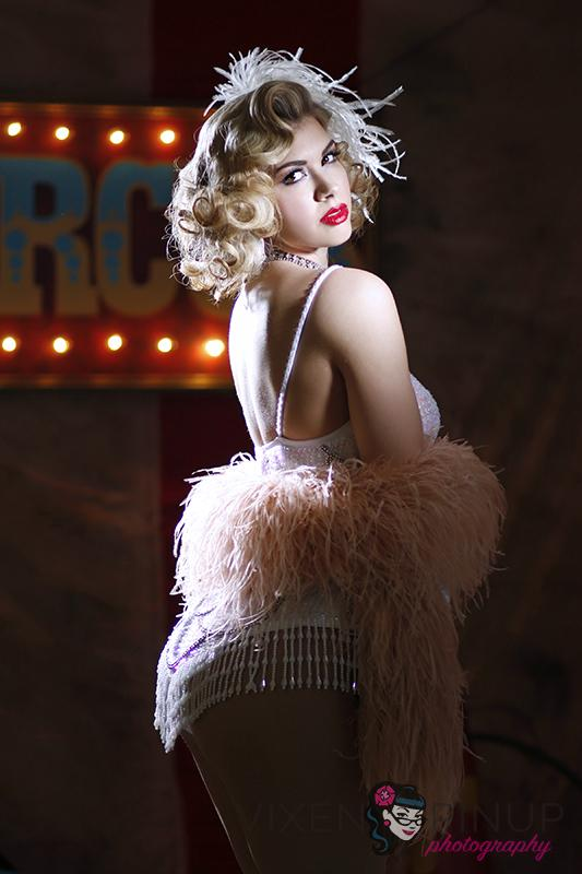 Water For Elephants Circus Showgirl