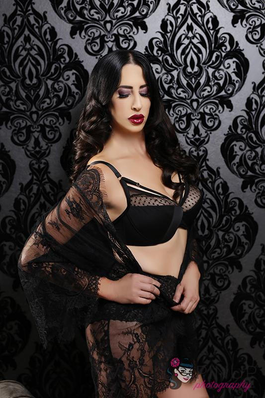 Kansas City Boudoir Photography Lingerie